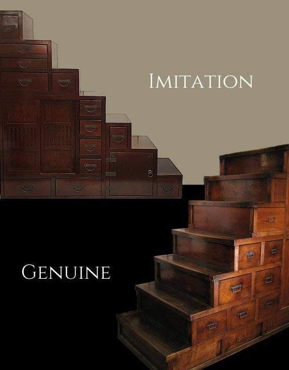 imitation-genuine